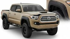 Bushwacker Pocket Style Matte Black Flares For 16-18 Toyota Tacoma