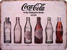 Coca Cola Bottles Kühlschrankmagnet 3D Fridge Refrigerator Magnet 6 x 8 x 0,4 cm