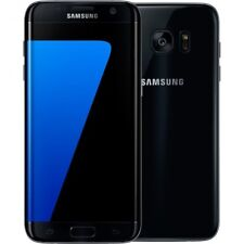 """Samsung Galaxy S7 Edge SM-G935A 32GB Negro (Unlocked) 5,5"""" 4G LTE Android Mobile"""