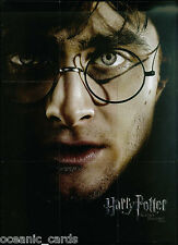 HARRY POTTER DEATHLY HALLOWS PART 2 TRADING CARDS 9 CARD PUZZLE SET