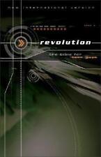 Revolution: Bible for Teen Guys New International Version 1984 NIV New Hardback