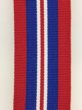 "Britain/British WW2 War medal ribbon 6"" Length"