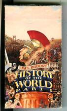 MEL BROOKS HISTORY OF THE WORLD PART 1, comedy movie on VHS video tape in box