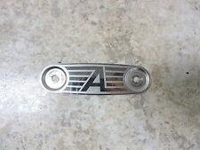 01 Triumph Adventurer C 900 885 side cover emblem