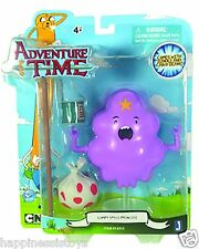 "Adventure Time LUMPY SPACE PRINCESS Action Figure 5"" Toy Accessories"