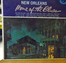 New Orleans. Home of the Blues.  Minit Records.