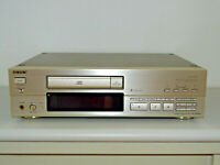 Sony CDP-X559ES High-End CD-Player Champagner, Laser 1A, 2 Jahre Garantie