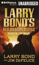 Larry Bond's Red Dragon Rising: Shock of War 3 (2013, CD, Unabridged)