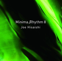 JOE HISAISHI-MINIMALRHYTHM 2-JAPAN 2 LP Ltd/Ed L60