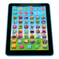 Mini Baby Kids Laptop Tablet Pad Computer Child Educational Game Toy