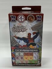 WIZKIDS DICE MASTERS MARVEL THE AMAZING SPIDER-MAN 2 PLAYER STARTER SET NEW