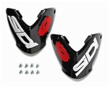 SIDI ST/VORTICE MOTORCYCLE BOOTS NYLON OUTER SHIN PLATE-BLACK (90)