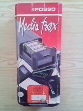 Archivador Posso Media Box Para VHS-C Videocamaras