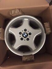 Original BMW 5er E39 17Zoll Flachstern Styling16 Alufelge 1093554 9Jx17ET26 NEU!