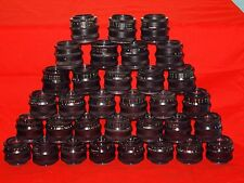 Soviet lens INDUSTAR - 50  (3.5/50)  (mount 39).front cover - 25 Pieces
