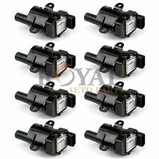 8x D585 UF-262 Ignition Coils on Plug Pack for Chevrolet GMC 5.3L 6.0L 4.8L V8