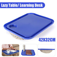 Portable Laptop Tray Lap Desk Cushioned Portable Computer Reading Writing Table