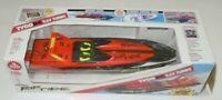BROKEN TYCO Riptide Racing Boat R/C 9.6V Turbo Remote Control Box Stand Vintage