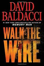 Walk the Wire (Memory Man Series (6)) by Baldacci, David Book The Fast Free