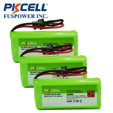 3x NiMH 3A 800mAh 2.4V Cordless Phone Battery for Uniden BT-1008 BT-1021 BT-1016