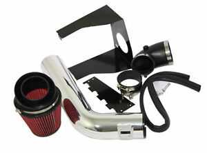 RED Cold Air Intake Kit+Heat Shield fit 09-10 Ford F150/07-14 Navigator 5.4L V8