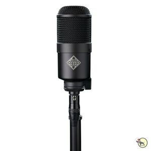 Telefunken M82 Dynamic Kick Drum Microphone Live Stage Performance Mic EQ Switch