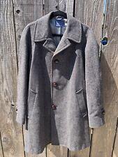 Vintage Pendelton Woolen Mills Coat Gray Mens 40