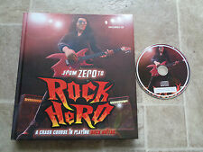 From Zero To Rock Hero: New Guitar Hardback with CD