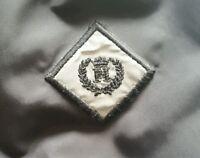 HENRI LLOYD Jacket Black Hood Valtherm Thermal Men Night Reflective 38-42 Chest