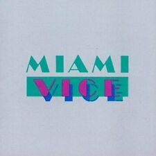 Various Artists - Miami Vice (Original Soundtrack) [New CD]
