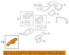 BMW OEM 07-13 X5 3.0L-L6 Air Cleaner Intake-Intake Manifold 13717548891