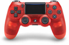 Sony Playstation DualShock 4 Red Crystal Wireless Controller