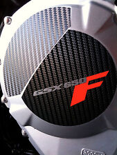 Suzuki GSX650 / 1250 / Bandit GSF Carbon Vinyl engine cover decals
