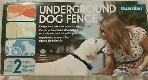 Underground Dog Fence Training System by Guardian. New Open Box.