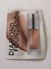 20 x Rodial Diamond Foundation Shade 60 Sachets 1ml each - 20ml total
