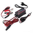 0.75-1.25Amp 6V 12V Chargeur de Batterie Imperméable Pour Auto Voiture Moto ATV