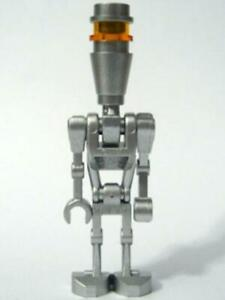 LEGO Minifigure STAR WARS sw0229 Assassin Droid (Silver)