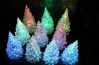 Navidad árbol de Navidad color que cambia la luz LED de la lámpara Casa Fiesta