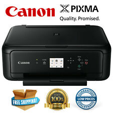 Printer Canon PIXMA TS5160 Wireless Inkjet Includes Ink Cartridge Set NEW