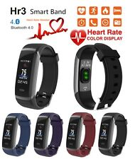 NEW Fitbit Smart Band Heart Rate + Sleep Monitor Color Display Fitness Wristband