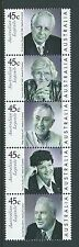 AUSTRALIA 2002 LEGENDS OF AUSTRALIA UNMOUNTED MINT, MNH .