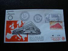 FRANCE - enveloppe 25/4/1977 yt service n° 53 (cy19) french