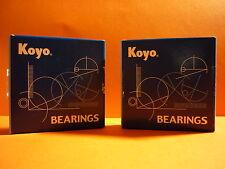 SUZUKI GSX 1300 R GSXR HAYABUSA 99-06 WHEEL BEARINGS KOYO REAR