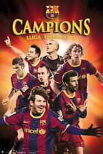 Poster FC BARCELONA CAMPEON Oficial New!!!