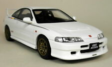 Otto Models 1/18 Scale - Honda Integra DC2 Type-R Mugen White Resin Model Car