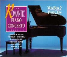 The Romantic Piano Concerto, Vol. 1 VARIOUS ARTISTS Audio CD Used - Good