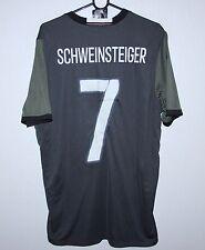 Germany National Team away shirt 15/16 #7 Schweinsteiger Adidas BNWT Size - L