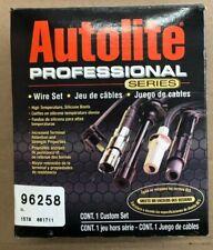 Autolite 96258  Plug Wire Set 1989-1996 Ford F-150, Bronco 5.0(N) or 5.8 (H)