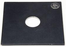 Horeman/Sinar Lens Board 34mm Cut Out