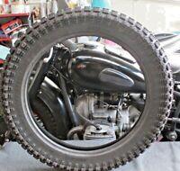 1 X MITAS 3.75 X 19 Tyre sidecar dnepr ural mw k750 k650 M72